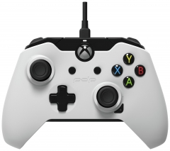 PDP Xbox One Licensed Controller - White