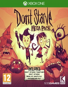 Don't Starve Mega Pack Xbox