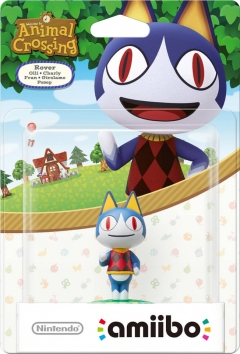 Amiibo Rover - Animal Crossing C