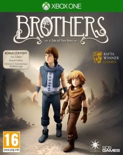 Brothers - A Tale Of Two Sons -
