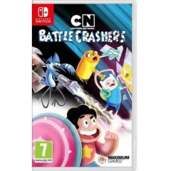 Cartoon Network Battle Crasher N