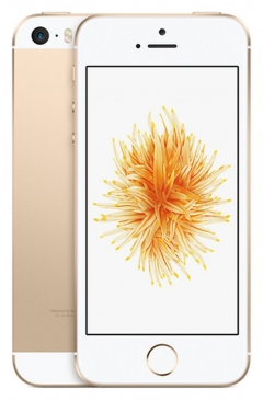Sim Free Apple IPhone SE 128GB Mobile Phone - Gold