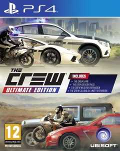 The Crew Ultimate PS4