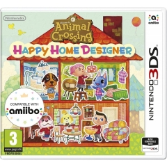 Animal Crossing Happy Home Desig