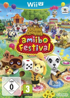 Animal Crossing Amiibo Festival