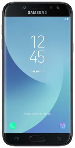 Sim Free Samsung Galaxy J5 2017 Mobile Phone - Black