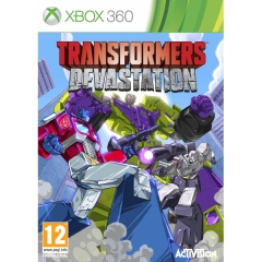 Transformers Devastation Xbox 360