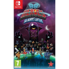 88 Heroes 98 Heroes Edition Nintendo Switch