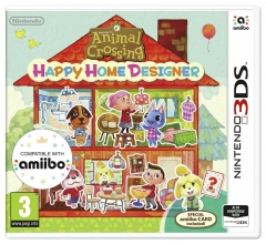 Animal Crossing - Happy Home Des