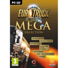 Euro Truck Mega Collection PC