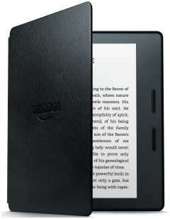 Amazon Kindle Oasis With Leather