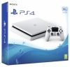 PS4 Slim 500GB Console Glacier White