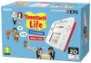Nintendo - 2DS White/Red And Tomodachi Life