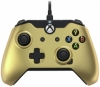 Xbox One - Wired Licensed Controller - Gold