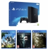 PS4 Pro 1TB Horizon ZD Dishonored 2 Fallout