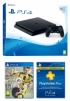 PS4 Console Slim 500GB With FIFA 17 And 1
