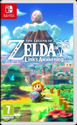 Legend of Zelda: Link's Awakening