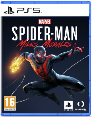 Marvel Spider-Man Miles Morales Game PS5