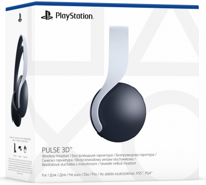 Pulse 3D Wireless Headset PS5