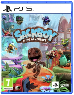 Sackboy: A Big Adventure Game PS5