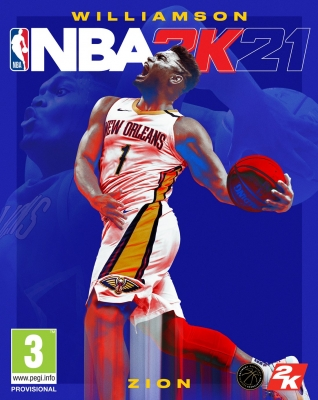 NBA 2K21 Game PS5