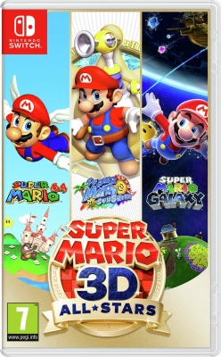 Super Mario 3D All-Stars Game - Nintendo Switch