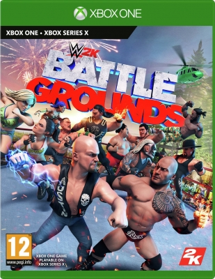 WWE 2K Battlegrounds - Xbox One Series X