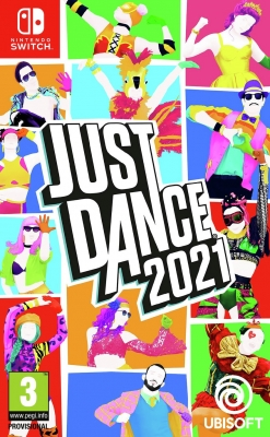 Just Dance 2021 Game - Nintendo Switch