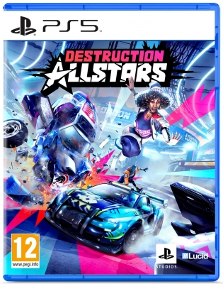 Destruction AllStars Game PS5