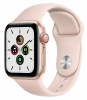 Apple Watch SE GPS Gold 40mm Aluminium Case