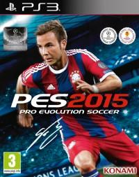 Pro Evolution Soccer 2015 PS3