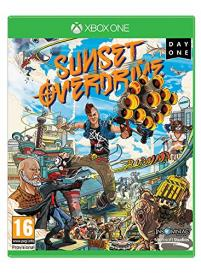 Sunset Overdrive Xbox One Day One