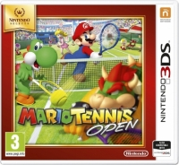 Mario Tennis Open 3DS Selects