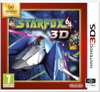 Star Fox 64 3D Nintendo 3DS Sele