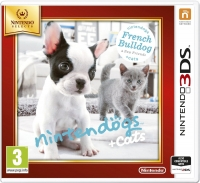 Nintendogs & Cats French Bulldog 3DS Selects
