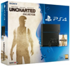 PS4 Console 500GB with Uncharted The Nathan
