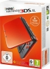New 3DS XL Orange/Black Console