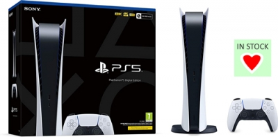 PS5 Digital Console