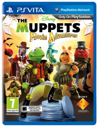 The Muppets Movie Adventure PS V
