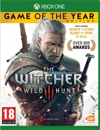 The Witcher 3 Wild Hunt GOTY Xbox One