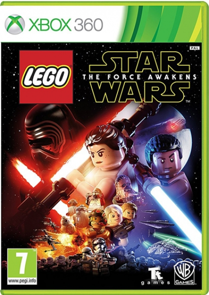 WIN a new Game! LEGO Star Wars The Force Awakens Xbox 360
