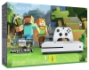 Xbox One S 500GB Console Bundle Minecraft