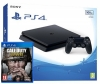 PS4 Console 500GB With Call Of Duty WWII