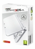New Nintendo 3DS XL Pearl White Console