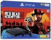 Sony PS4 500GB Console with Red Dead