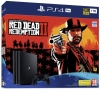 Sony PS4 Pro 1TB Console with Red Dead