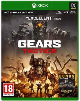 Gears Tactics Xbox One Series X