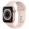 Apple Watch Series 6 GPS Gold Aluminium Case