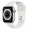 Apple Watch Series 6 GPS Silver Aluminium