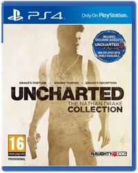 Uncharted Collection 1st Edition